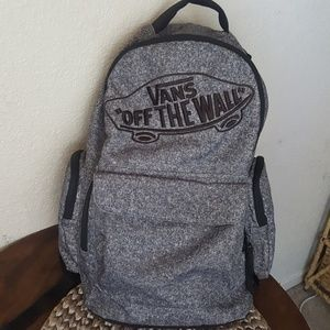 Vans Medium backpack with large Logo GUC